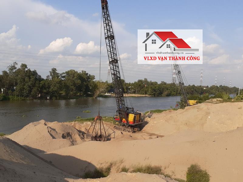 Báo giá cát xây trát hiện nay