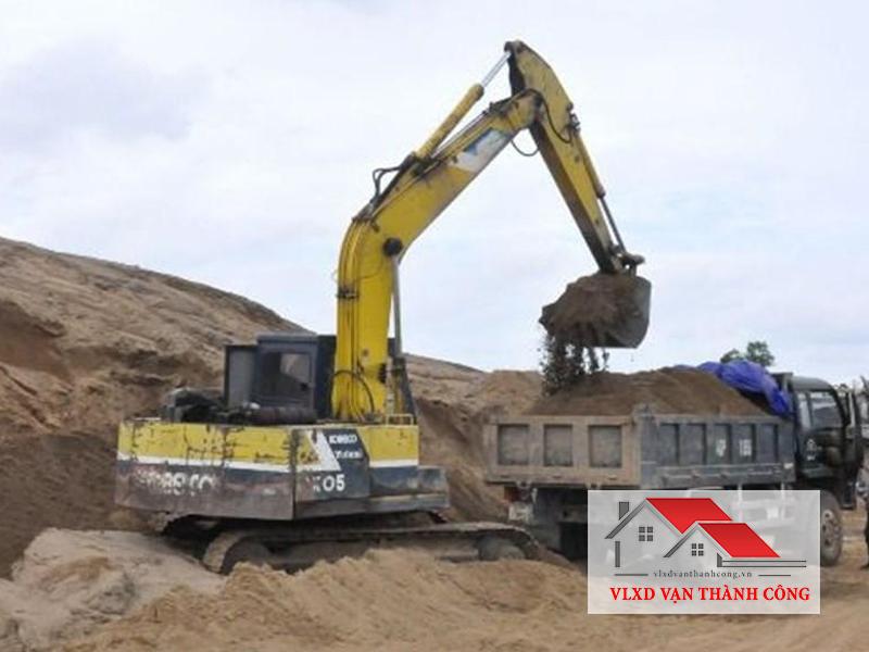 Công ty cung cấp cát xây trát uy tín tại tphcm