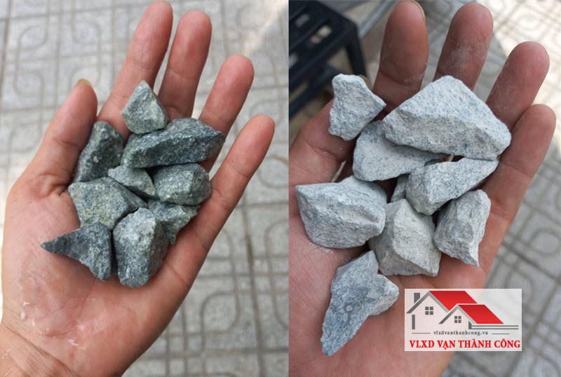 Cần phân biệt đá 1x2 loại 1 và loại 2 để mua được loại đá đúng chất lượng, đúng giá