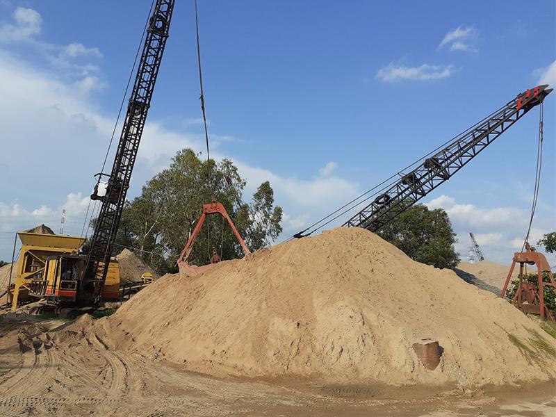 Mua cát bê tông tphcm