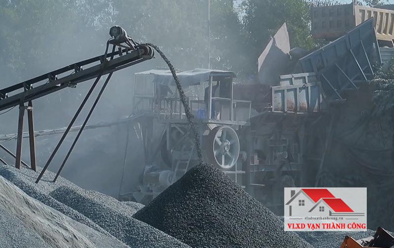 Nên chọn mua đá 1x2 tại công ty trực tiếp sản xuất và cung ứng ra thị trường