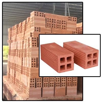 sản phẩm gạch xây dựng