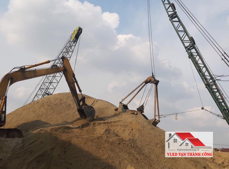 Công ty bán cát vàng uy tín tại tphcm