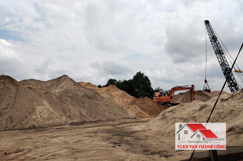 Mua cát xây dựng giá rẻ tphcm