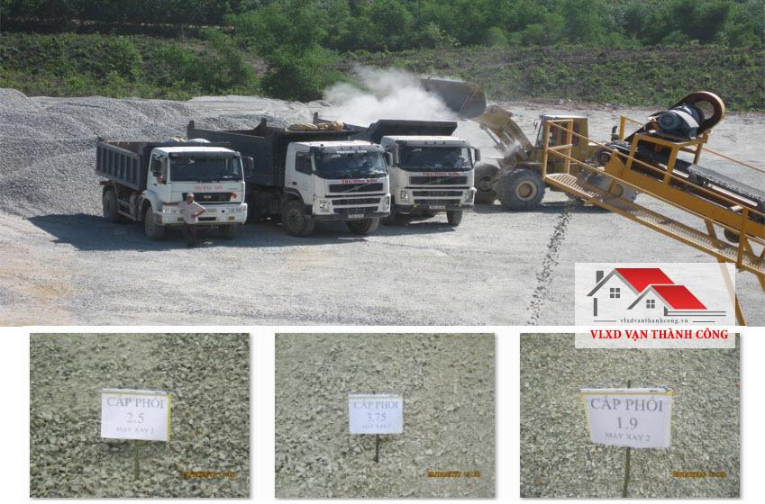 Công ty bán đá dăm uy tín tại tphcm