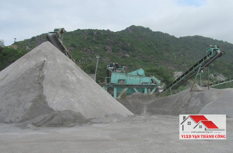 Công ty bán đá mạt giá rẻ uy tín