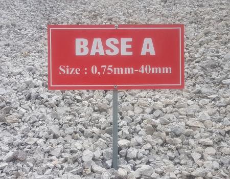 Đá base a