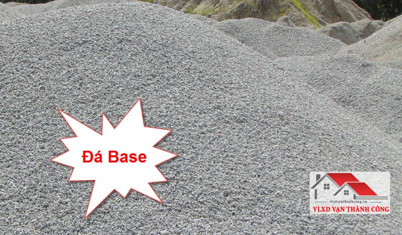 Đá Base hay còn gọi là đá làm đường, là hỗn hợp giữa đá mi bụi và đa dăm